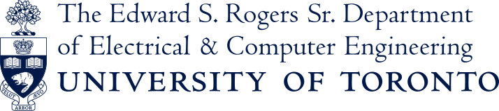 Crest and Wordmark for Electrical & Computer Engineering