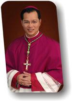 Most Reverend Vincent Nguyen