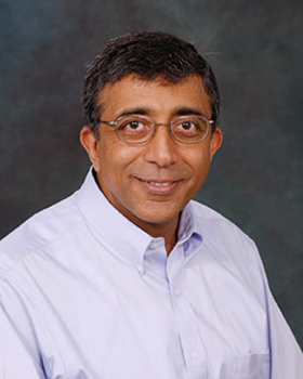 Professor Nazir Kherani.