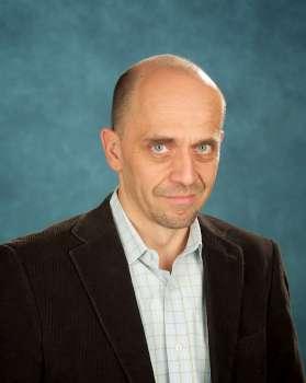 Professor Aleks Prodic.