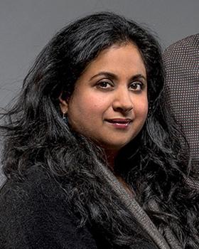 Professor Deepa Kundur.