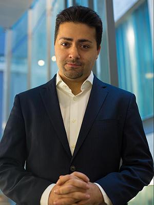Professor Parham Aarabi.