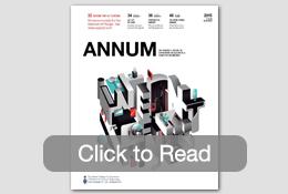 Cover of ANNUM 2015