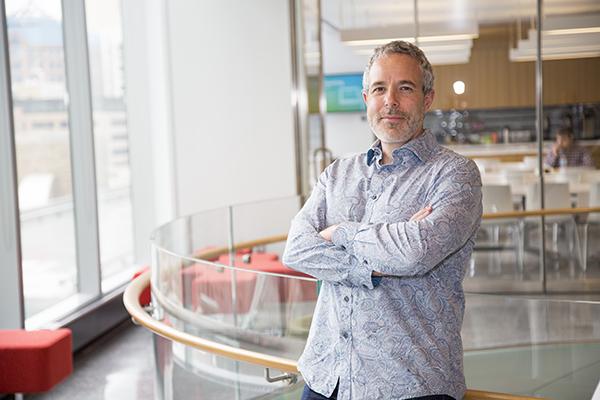Professor Brendan Frey