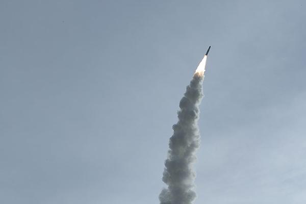 Kepler rocket launching