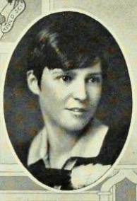 Elsie MacGill in her U of T graduation photo.